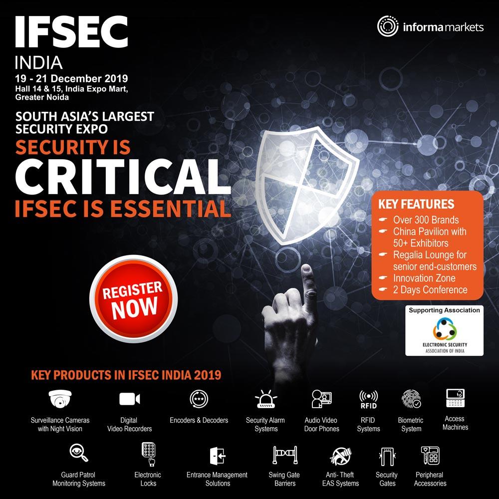 ESAI - IFSEC 2019